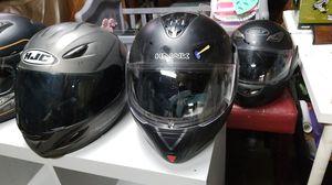3 Motorcycle Helmets for Sale in Cerritos, CA