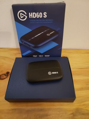Elgato Game Capture HD60 S for Sale in Town and Country, MO