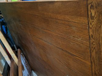 Solid Wood Dining Table for Sale in Bonney Lake,  WA