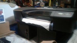 Hp design jet 800 vinyl printer for Sale in Seattle, WA