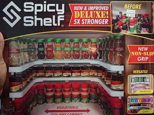 Spicy Shelf Deluxe for Sale in Nashville, TN