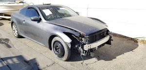 2011 Infiniti G37 Coupe 2DR PARTING OUT! for Sale in Folsom, CA