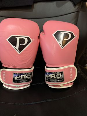 PRO boxing gloves for Sale in Upland, CA