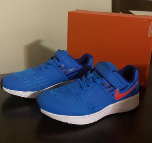 New Nike shoes for boys Size 2.5 for Sale in San Diego, CA