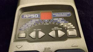 DigiTech RP50 multi effects pedal for Sale in Gresham, OR