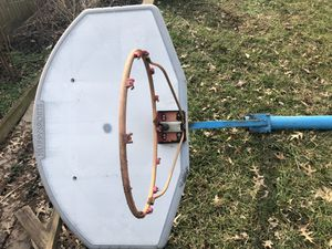 Free Basketball hoop for Sale in Sully Station, VA