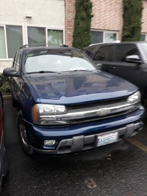 2003 Chevy Trail Blazer $1500 or best offer call Debra to vie206 734 2666 for Sale in Seattle, WA