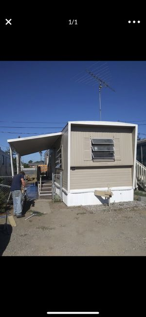 Big one bedroom mobile home for Sale in Stockton, CA