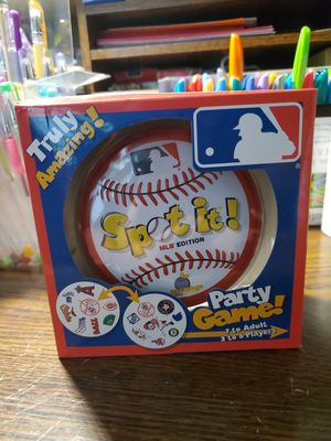 Baseball card game new in the box for Sale in Land O Lakes, FL