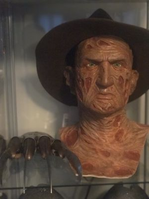 Freddy Krueger nightmare on elm street mask /bust collectors for Sale in Waterbury, CT