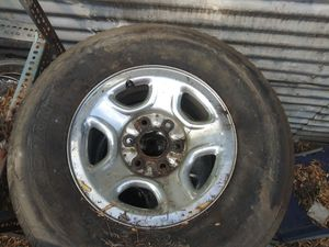 16 inch rims with tires for Sale in Ontario, CA