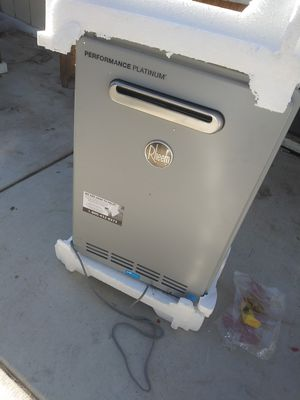Tankless water heater for Sale in Rancho Cucamonga, CA