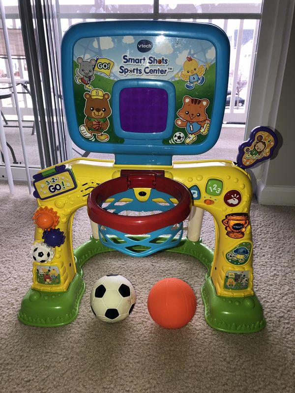 Vtech soccer/basketball kids game