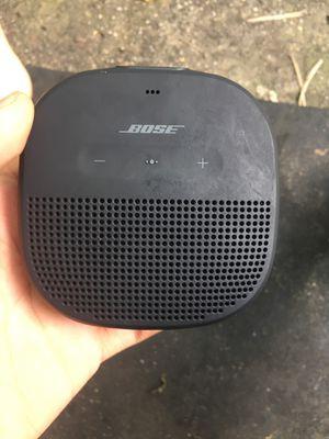 Bose bluetooth speaker for Sale in Hammonton, NJ