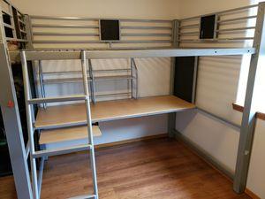 Bunk bed/ desk for Sale in Sultan, WA
