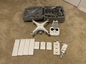 Phantom 4 pro mint for Sale in Los Angeles, CA