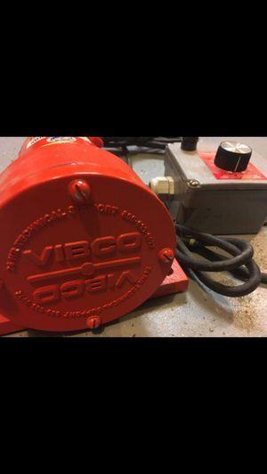 Vibco Vibrating Motor for Sale in Eugene, OR