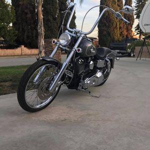 2001 Harley Davidson Dyna Lowrider for Sale in Covina, CA