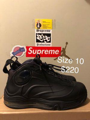 Black Anthracite, Size 10 $220 for Sale in Hyattsville, MD