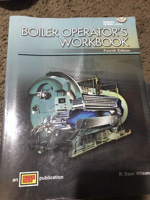 Boiler operator work book for Sale in Seattle, WA