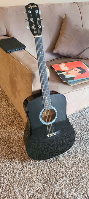 Fender Squier Acoustic Guitar for Sale in Westborough, MA