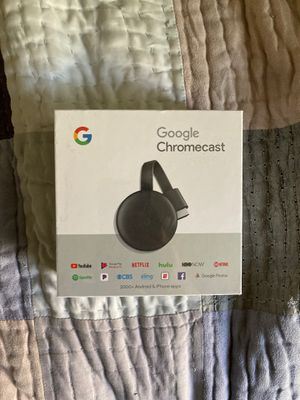 Chrome cast for Sale in San Diego, CA