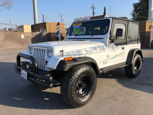 1993 Jeep Wrangler for Sale in Riverbank, CA