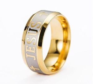 Gold Plated Carved Jesus Ring / Size: 11, 13 for Sale in Brownsboro, TX