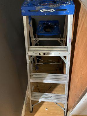 4 ft Werner ladder for Sale in La Mesa, CA