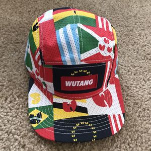 Wu-Tang Hat 5 Panel Cap Rare Gza Rza for Sale in Huntington Beach, CA