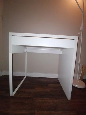 "MICKE. Desk, 28 3/4x19 5/8 "" (73x50 cm) 45 $ total price, non-negotiable for Sale in Austin, TX"
