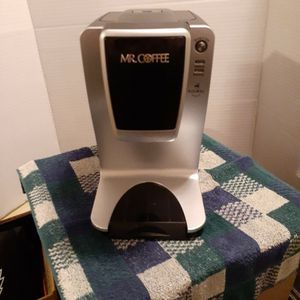 Single Serve Mr. Coffee K-Cup for Sale in Prospect Park, PA