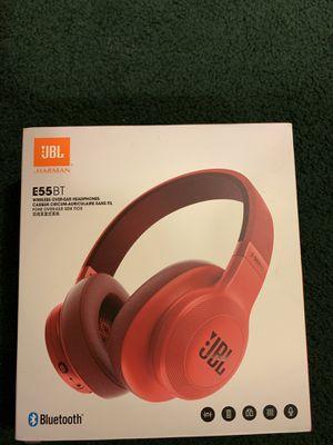 JBL E55BT Wireless Bluetooth headphones for Sale in West Valley City, UT