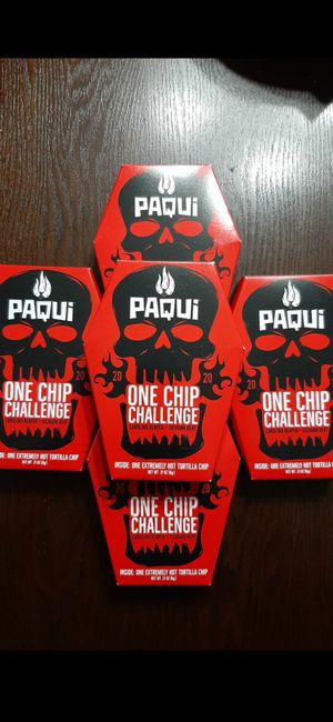 Paqui One Chip Chalenge for Sale in Joliet, IL