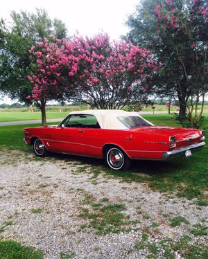 Ford 1966 Galaxie 500 XL Convertible for Sale in US