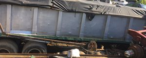 22 foot dump trailer. For Semi. Works for Sale in Mentor, OH