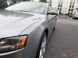 2011 Audi A5 immaculate no scratches or dents garaged for Sale in Hanover, MD