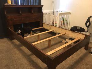 Full sized bed frame for Sale in Ventura, CA