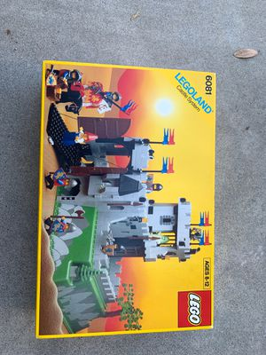 LEGOland castle system complete set with directions for Sale in Aliso Viejo, CA