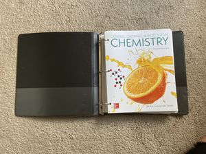 PRE-NURSING STUDENT CHEMISTRY TEXTBOOK‼️ for Sale in Kentwood, MI