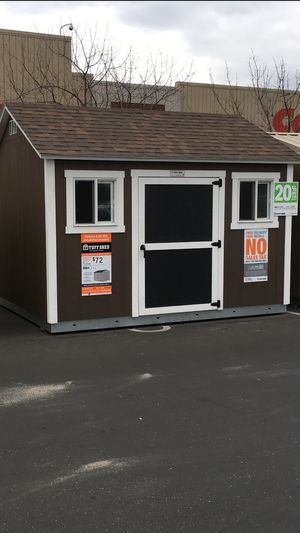 Tuff Shed 20% Discount!!! FREE Delivery!!! Financing Available!!! for Sale in Fresno, CA