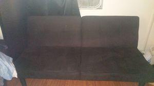 IKEA futon in black for Sale in Santa Monica, CA