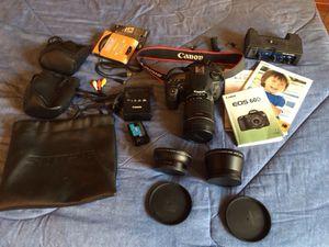 Canon 60D for Sale in Nashville, TN
