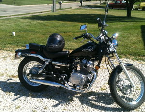 250cc Honda Rebel (2008) for Sale in Fairfax, VA