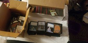 MAGIC THE GATHERING CARDS lot 1000 for Sale in Quincy, IL
