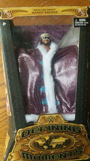 "Wwe ""macho man"" Randy Savege for Sale in Sacramento, CA"