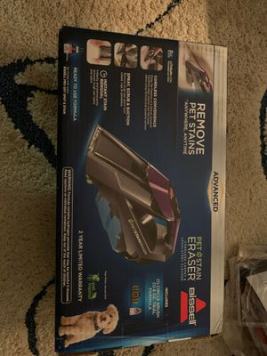 Brand New bissell carpet cleaner for Sale in St. Petersburg, FL
