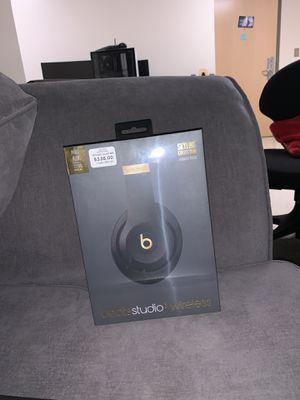 Beats Studio3 Wireless Headphones - Unopened for Sale in Columbus, OH