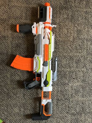 Nerf gun with extra for Sale in Queens, NY