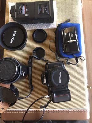 35mm camera items for Sale in San Antonio, TX